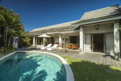 Joakim Leroy Architecture - Ananda Villa