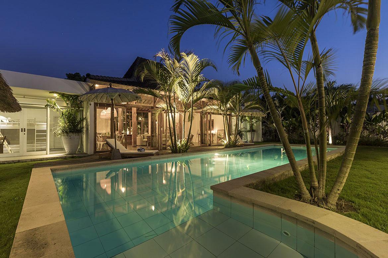 Joakim Leroy Architecture - Chamade Villa