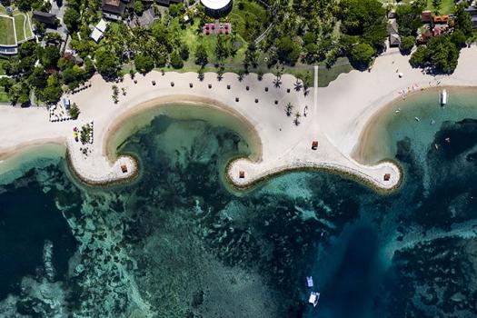 Bali-drone-Nusa-Dua